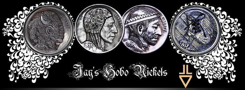 Jay's Hobo Nickels